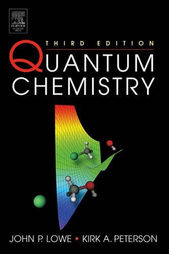 9780124575516: Quantum Chemistry