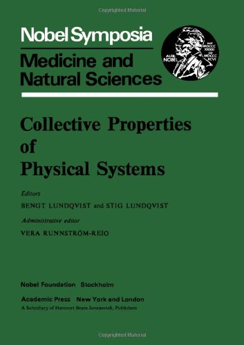 Collective Properties of Physical Systems Proceedings of the 24th Nobel Symposium Held June 12-16...