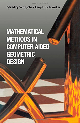 9780124605152: Mathematical Methods in Computer Aided Geometric Design (v. 1)