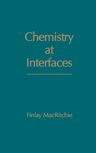 9780124647855: Chemistry at Interfaces