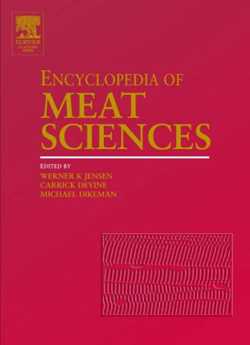 9780124649705: Encyclopedia of Meat Sciences: Vol 1-4 (Encyclopedia of Meat Sciences Series)