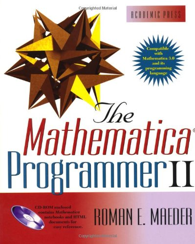 9780124649927: The Mathematica Programmer II