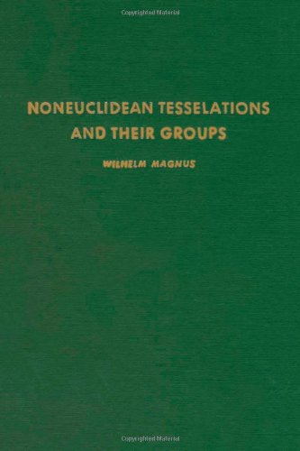 9780124654501: Non-Euclidean Tesselations and Their Groups (Pure & Applied Mathematics)