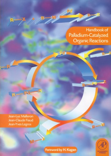 9780124666153: Handbook of Palladium-Catalysed Organic Reactions