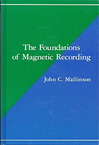 9780124666252: Mallinson* Foundations of Magnetic Record