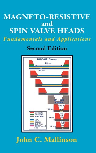9780124666276: Magneto-Resistive and Spin Valve Heads, Second Edition: Fundamentals and Applications (Electromagnetism)