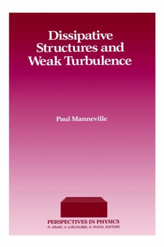 9780124692602: Dissipative Structures and Weak Turbulence (Perspectives in Physics)