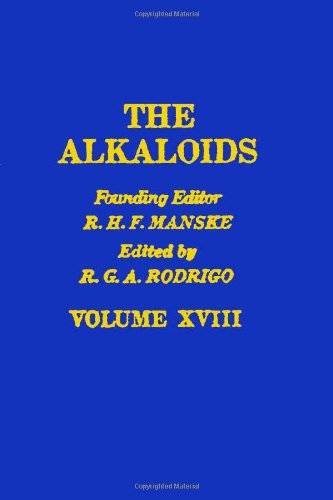 9780124695184: The Alkaloids: Chemistry and Physiology  V18, Volume 18