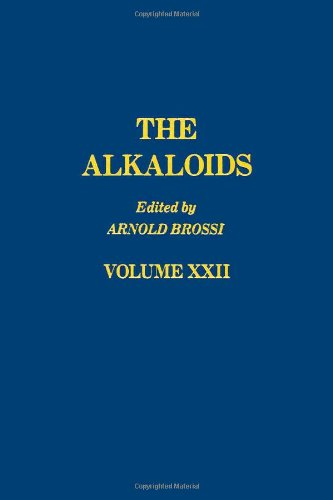9780124695221: The Alkaloids: Chemistry and Pharmacology, Vol. 22
