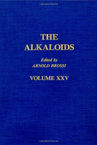 9780124695252: The Alkaloids: Chemistry and Pharmacology, Vol. 25