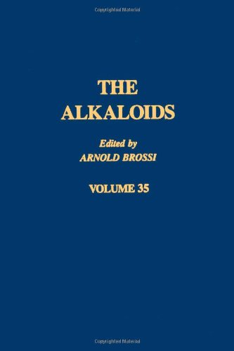 9780124695351: The Alkaloids: Chemistry and Pharmacology v. 35
