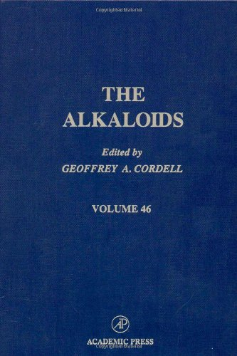 9780124695467: The Alkaloids: Chemistry and Pharmacology, Vol. 46