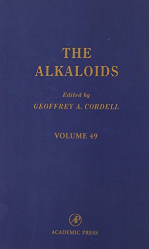 9780124695498: The Alkaloids: Chemistry and Pharmacology, Vol. 49