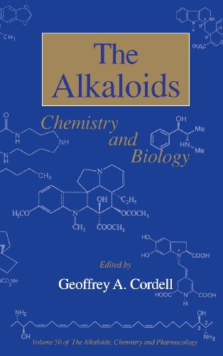 9780124695504: Chemistry and Biology, Volume 50 (The Alkaloids)
