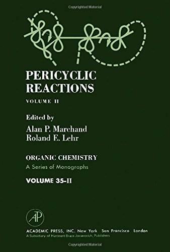 9780124705029: Pericyclic Reactions: v. 2 (Organic Chemistry Monographs)