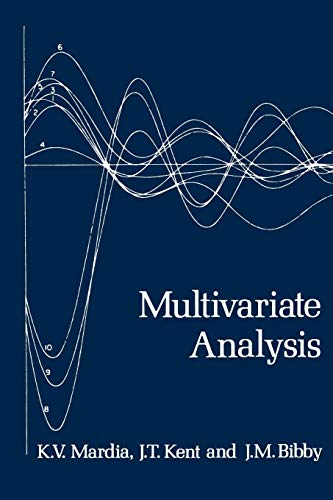 9780124712522: Multivariate Analysis (Probability and Mathematical Statistics)
