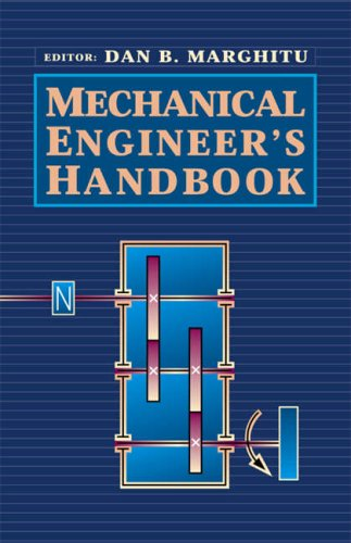9780124713703: Mechanical Engineer's Handbook (Engineering)