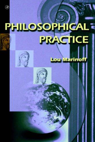 9780124715554: Philosophical Practice