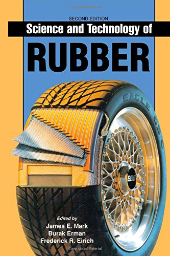 9780124725256: Science and Technology of Rubber, Second Edition