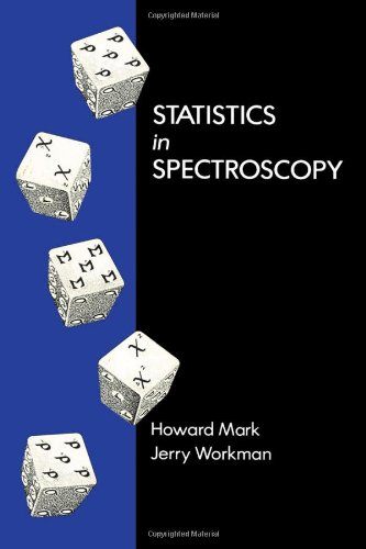9780124725300: Statistics in Spectroscopy