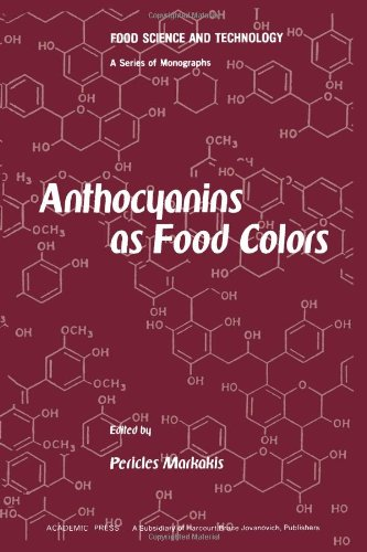 9780124725508: Anthocyanins as Food Colours (Food Science & Technology Monographs)