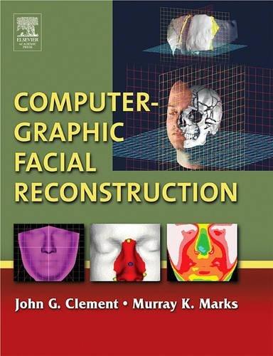 9780124730519: Computer-Graphic Facial Reconstruction