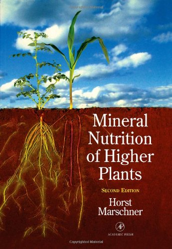 9780124735439: Marschner's Mineral Nutrition of Higher Plants (Special Publications of the Society for General Microbiology)