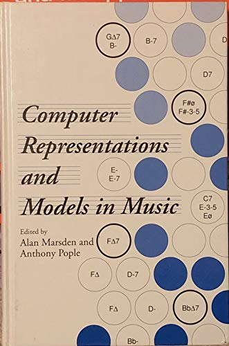 9780124735453: Computer Representations and Models in Music