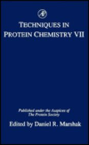 9780124735552: Techniques in Protein Chemistry, Volume 7 (v. 7)
