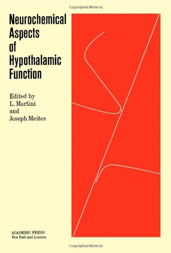 9780124755604: Neurochemical Aspects of Hypothalamic Function