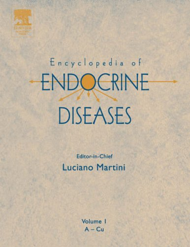 9780124755703: The Encyclopedia of Endocrine Disease: Volume 1-4