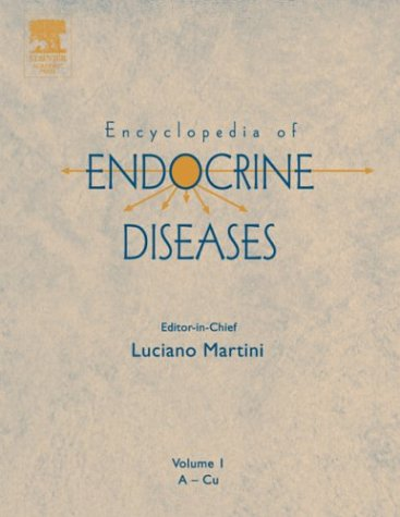 9780124755703: Encyclopedia of Endocrine Diseases