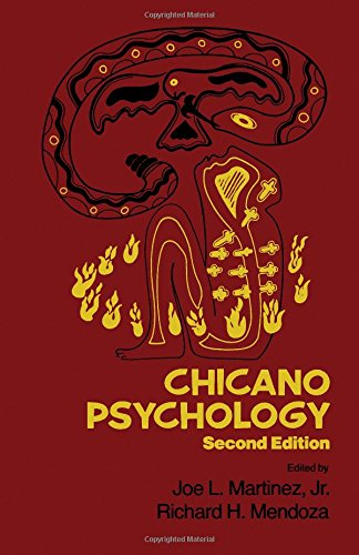 9780124756601: Chicano Psychology, Second Edition