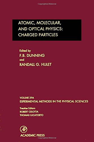 9780124759749: Atomic, Molecular, and Optical Physics: Charged Particles, Volume 29A (Experimental Methods in the Physical Sciences)