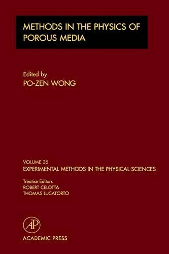 9780124759824: Methods of the Physics of Porous Media, Volume 35 (Experimental Methods in the Physical Sciences)