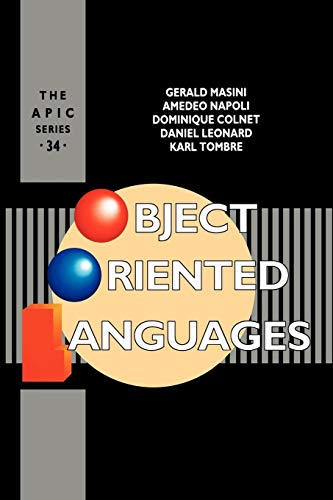 9780124773905: Object Oriented Languages (A.P.I.C. Series)