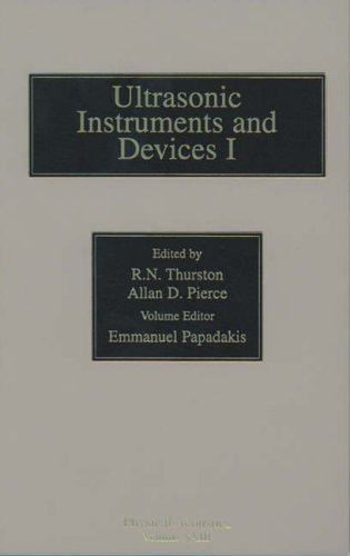 9780124779235: Reference for Modern Instrumentation, Techniques, and Technology: Ultrasonic Instruments and Devices (Physical Acoustics)
