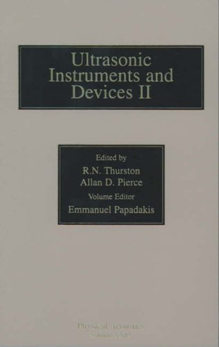 9780124779457: Reference for Modern Instrumentation, Techniques, and Technology: Pt. 2: Ultrasonic Instruments and Devices (Physical Acoustics)
