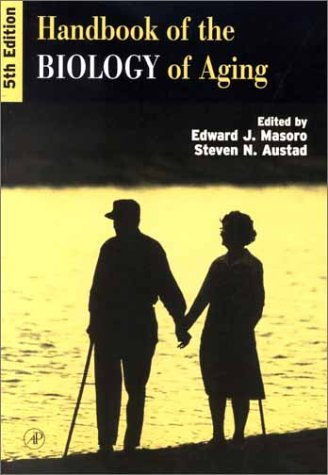 9780124782600: Handbook of the Biology of Aging, Fifth Edition (Handbooks of Aging)