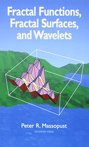 9780124788404: Fractal Functions, Fractal Surfaces, and Wavelets