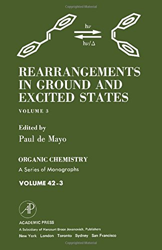 9780124813038: Rearrangements in Ground and Excited States