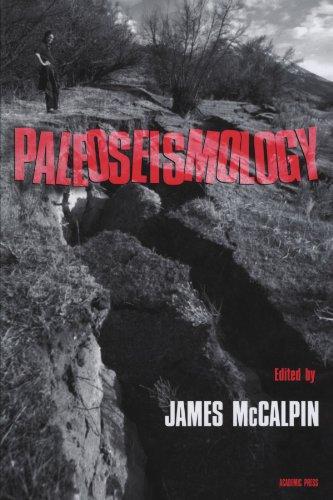 9780124818262: Paleoseismology, Volume 62 (International Geophysics)