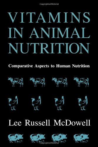 9780124833722: Vitamins in Animal Nutrition: Comparative Aspects to Human Nutrition (Animal Feeding and Nutrition)
