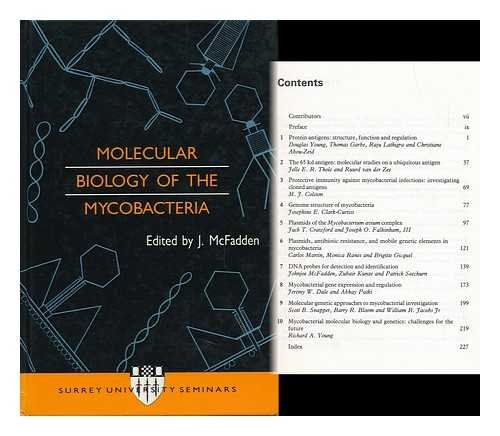 9780124833784: Molecular Biology of the Mycrobacteria (Surrey Seminars in Molecular Microbiology)