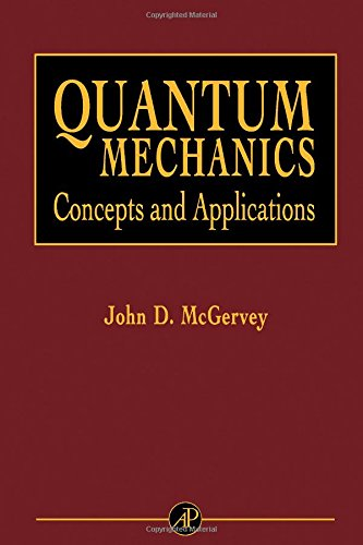 9780124835450: Quantum Mechanics: Concepts and Applications/Bk and Disk