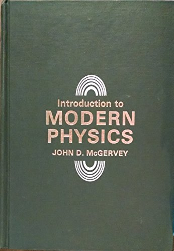 9780124835504: Introduction to Modern Physics