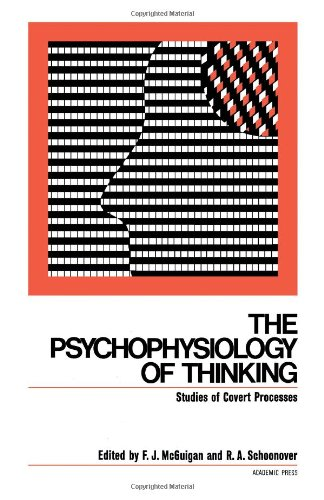 9780124840508: Psychophysiology of Thinking