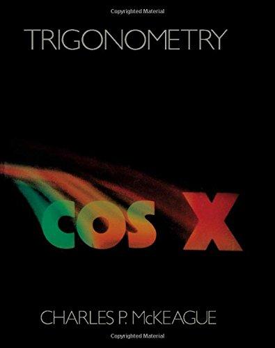9780124847859: Trigonometry