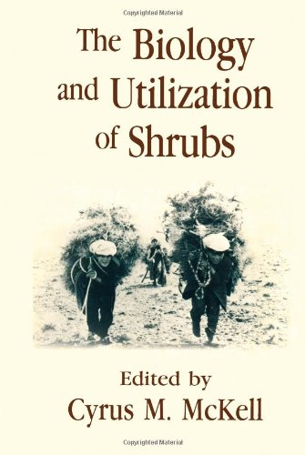 9780124848108: The Biology and Utilization of Shrubs