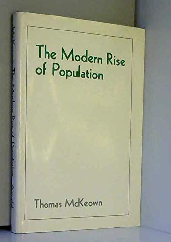 9780124855502: The Modern Rise of Population